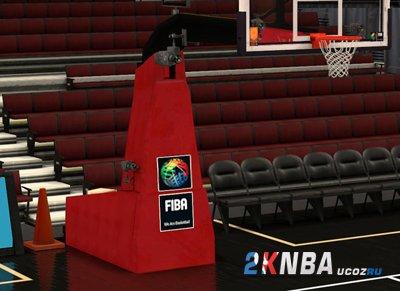 Патч для NBA 2K12, который добавит в NBA 2K 12 Мировой турнир FIBA
